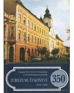 A pápai Türr István Gimnázium és Óvónői Szakközépiskola Jubileumi Évkönyve 1638-1988