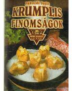 Krumplis könyv