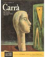 L'opera completa di Carlo Carrá 1910-1930