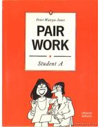 Pair work - student A