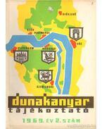 Dunakanyar tájékoztató 1969. év 2. szám
