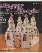 Magyar Konyha 1988. XII. évfolyam (teljes)