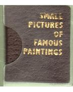 Small Pictures of Famous Paintings (mini)
