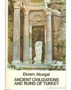 Ancient civilizations and ruuns of Turkey