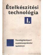 Ételkészítési technológia I.