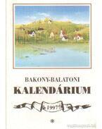 Bakony-Balatoni Kalendárium 1997.