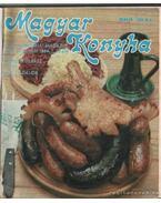 Magyar Konyha 1984. VIII. évfolyam (teljes)