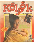 Kölyök magazin 1987. augusztus