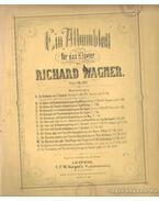 Ein Albumblatt für das Klavier
