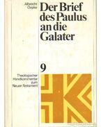 Der Brief des Paulus and die Galater 9.