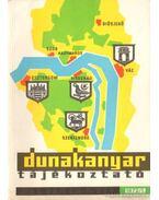 Dunakanyar tájékoztató 1972. év 1. szám