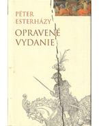 Opravene vydanie (szlovák nyelvű)