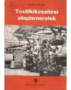 Textilkikészítési alapismeretek