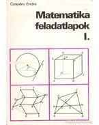 Matematikai feladatlapok I.