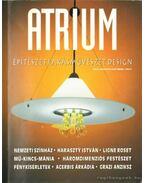 Atrium 1997/4. augusztus-szeptember