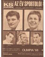 Képes Sport 1968. XV. évfolyam (teljes)