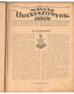 Magyar Uriasszonyok Lapja 1929. VI. évf. I-II. (teljes évfolyam)