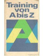 Training von A bis Z