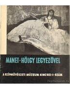 Manet - Hölgy legyezővel