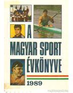 A magyar sport évkönyve 1989