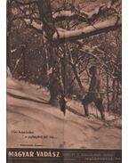 Magyar Vadász 1960. december 12. szám