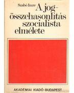 A jogösszehasonlítás szocialista elmélete