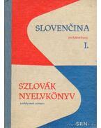 Slovencina I - Szlovák nyelvkönyv