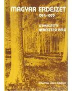 Magyar Erdészet 1954-1979