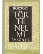 Borsodi Történelmi évkönyv IV.