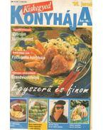 Kiskegyed konyhája 1993-1996. évfolyamok (töredék)