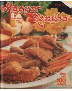 Magyar Konyha 1991. XV. évfolyam (teljes)