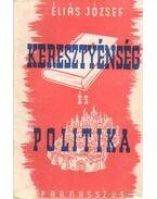 Keresztyénség és politika