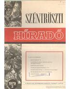 Széntröszti híradó 1979/3.