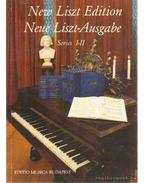 New Liszt Edition / Neue Liszt-Ausgabe Series I-II. - Mező Imre
