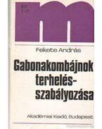 Gabonakombájnok terhelésszabályozása