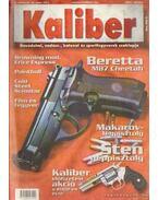 Kaliber 2001. október 4. évf. 10. szám (42.)
