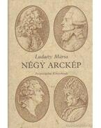 Négy arckép