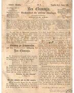 Ben Chananja 1864. 1-52. szám (teljes évfolyam)