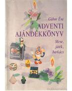 Adventi ajándékkönyv