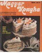 Magyar Konyha 1981. V. évfolyam (teljes)