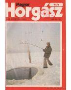Magyar Horgász 1981. XXXV. évfolyam (teljes)