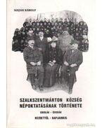 Szalkszentmárton község népoktatásának története