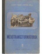 Mérőtranszformátorok