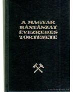 A magyar bányászat évezredes története III. kötet