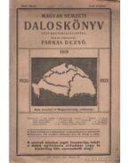 Magyar Nemzeti Daloskönyv Első füzet