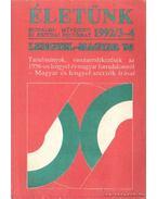 Életünk 1992. 3-4. Lengyel-magyar '56