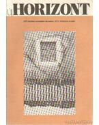 Új Horizont 1997 XXV. évfolyam 4. szám október-november-december