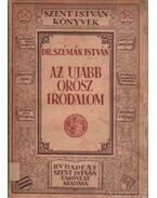 Az újabb orosz irodalom