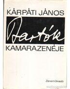 Bartók kamarazenéje