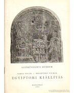 Szépművészeti Múzeum - Egyiptomi kiállítás